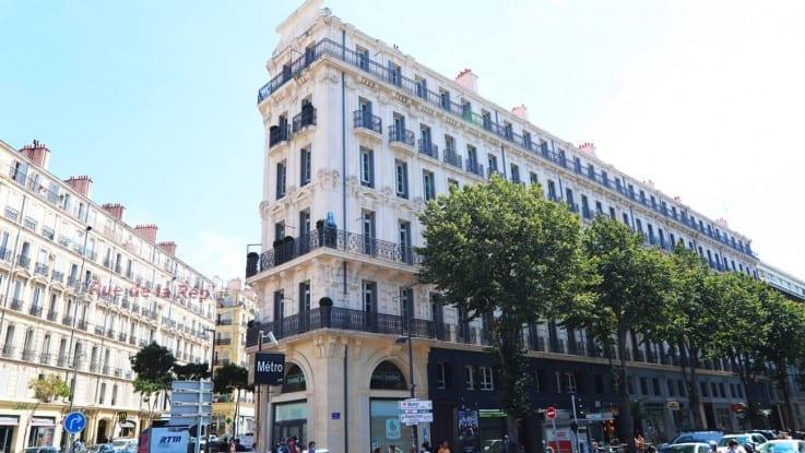 Candidature Spontanée – Travailler chez Newton Offices Marseille Joliette