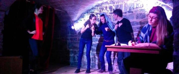 Team building Aix en provence théâtre d'improvisation