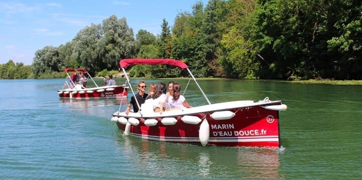 Team Building Lille - Chasse au trésor en bateau