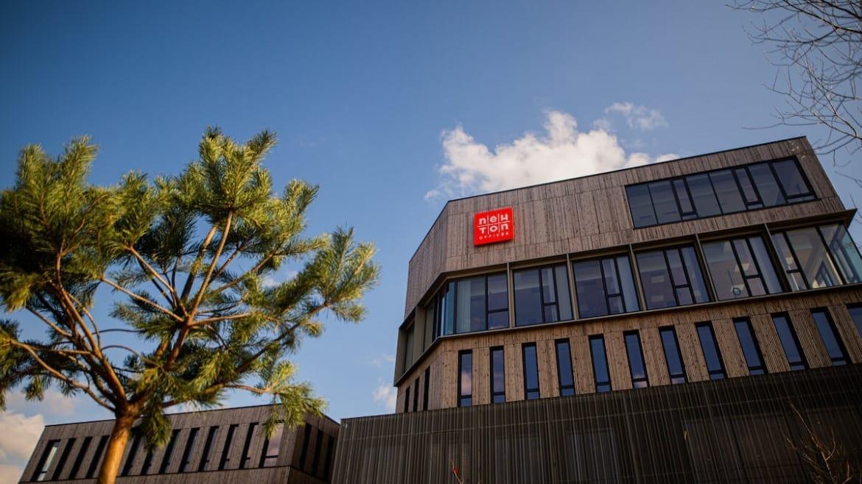 Villeneuve d'Ascq : Newton Offices Haute Borne se dévoile en images