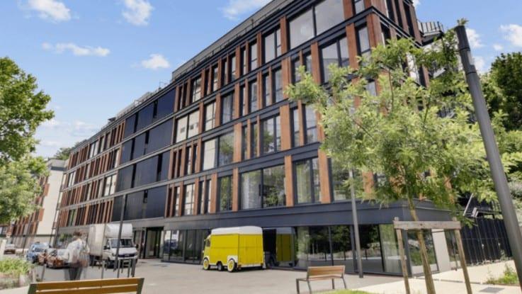 Newton Offices ouvre son 5e site de bureaux flexibles sur 5.600 m2 à Lyon