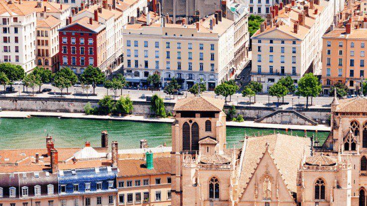 Les quartiers de bureaux à Lyon : où installer son entreprise ?